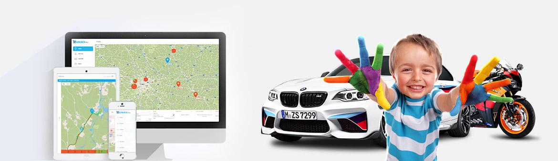 GPS sledování zdarma pro všechny